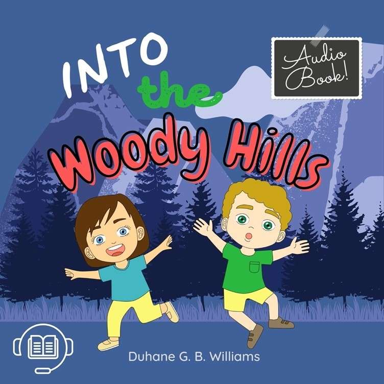 into the woody hills book